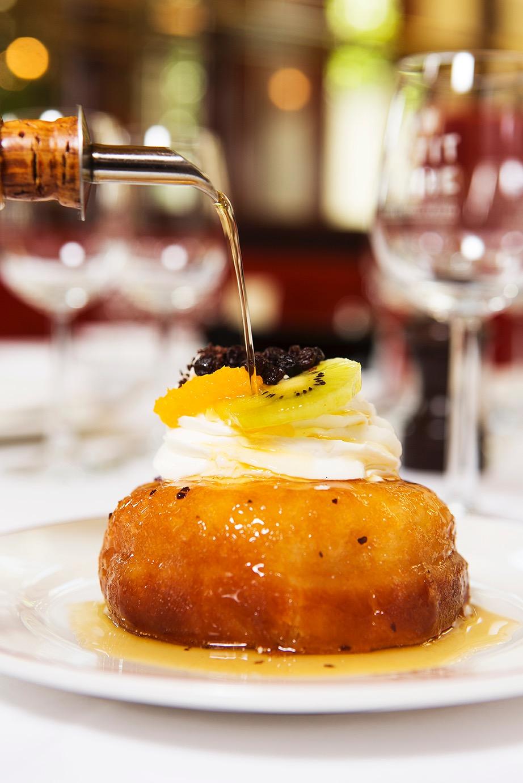 creation culinaire  Pascal Duval, epoque brasserie le Petit Riche, ©Alban Couturier