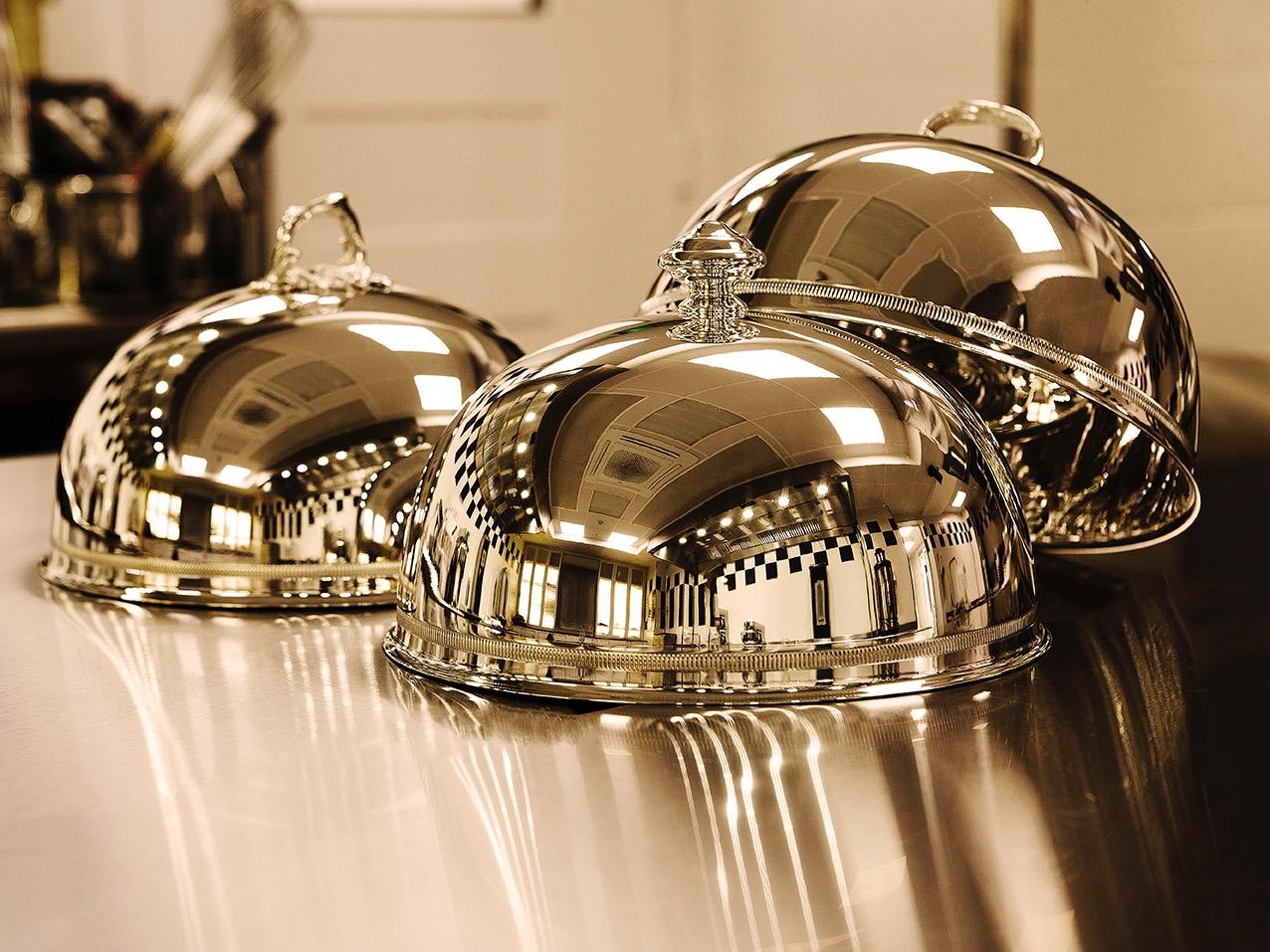 Les cloches du Ritz, Cuisine de l'ecole ©Alban Couturier