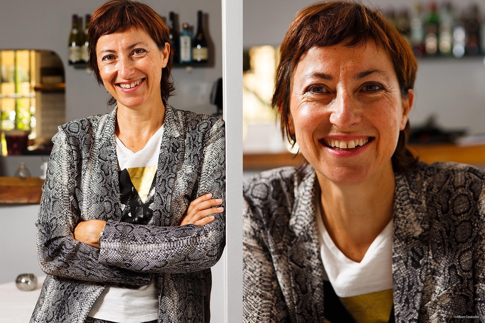 Sophie Le Bouleise, commissaire generale de la Fete de la Gastronomie, ©Alban Couturier