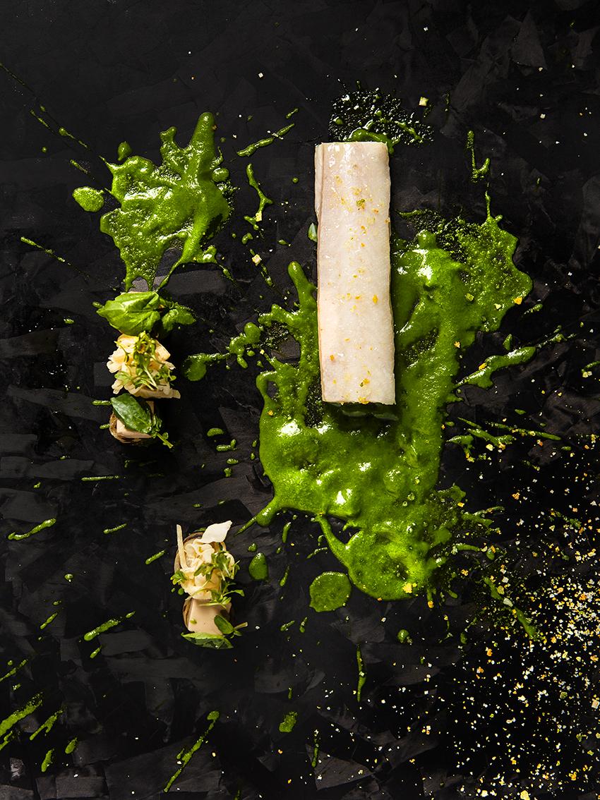Filet de sole façon Julien Roucheteau, ©Alban Couturier