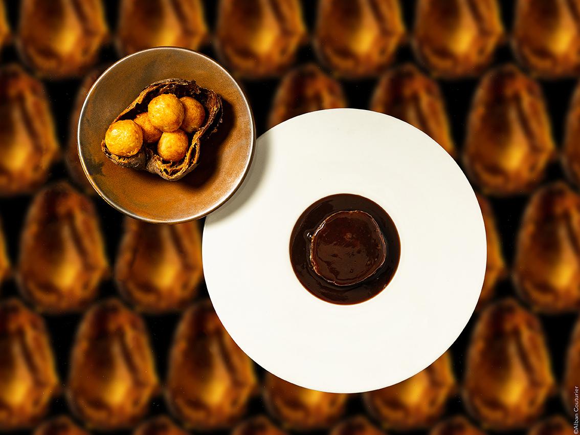 Lievre a la Royale, recette du chef et ami Romain Bonnet, chef proprietaire du restaurant Omija, Nantes, ©Alban Couturier